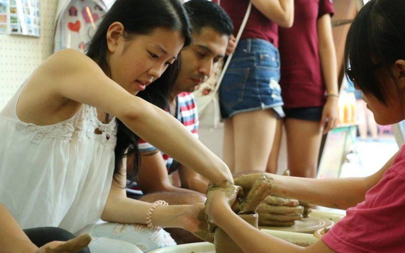 陶瓷DIY活動